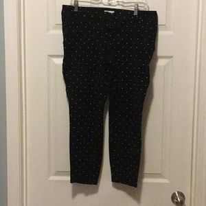 Old Navy The Diva Crop Pant size 14